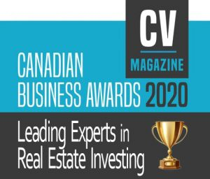 Canadian Business Awards - Leading Experts in Real Estate Investing